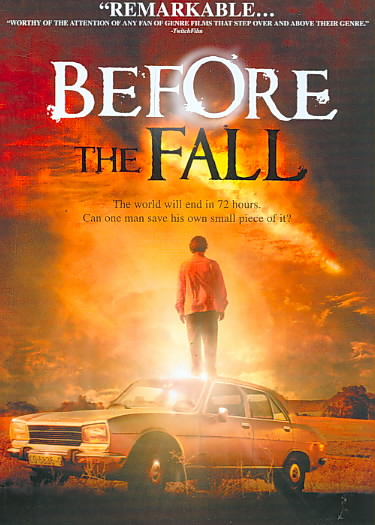 BEFORE THE FALL BY CLAVIJO,VICTOR (DVD)