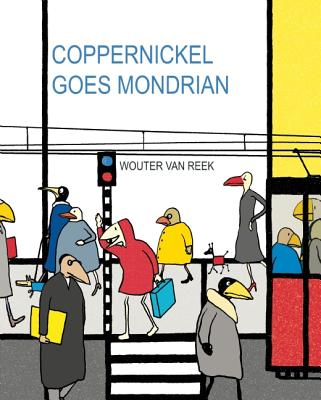 Coppernickel Goes Mondrian By Van Reek, Wouter (CRT)